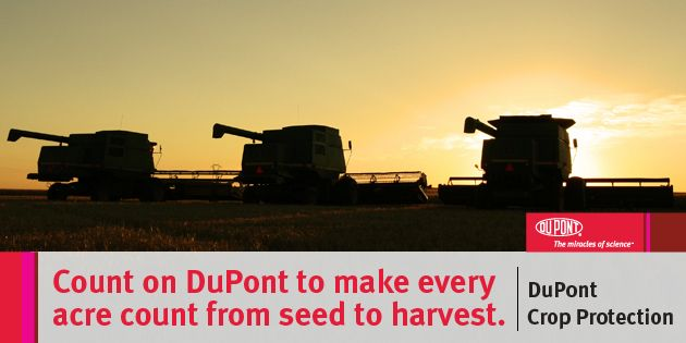 DuPont Eastern Canada and Horticulture Product Guide for 2018