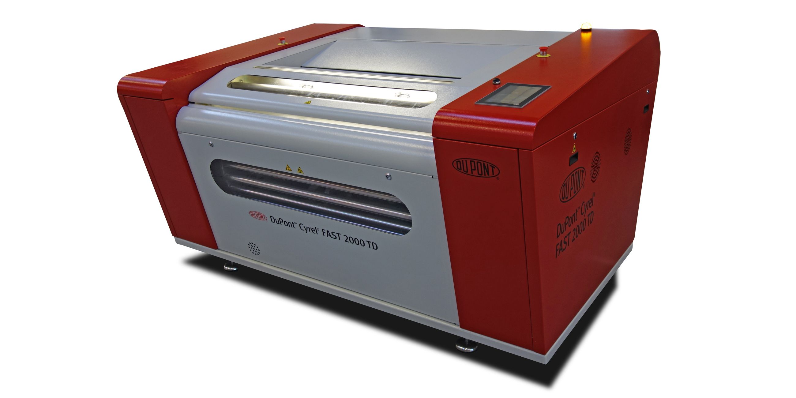 Cyrel® FAST 2000 TD Mid Format, Solvent-Free, Flexographic Plate Processor