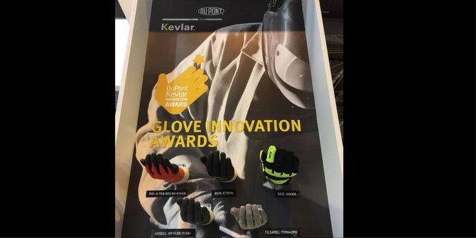 2016 Innovation Award Expoprotection