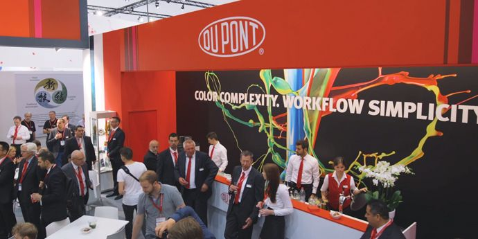 VIDEO: DuPont Advanced Printing at drupa 2016