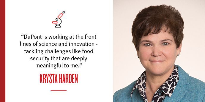 An Interview with Krysta Harden - DuPont's Chief Sustainability Officer