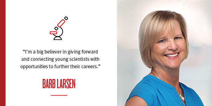 Barb Larsen: Master of Fitness for Purpose