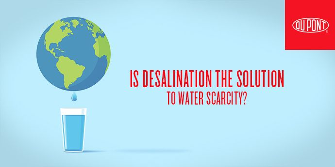 Water Desalination Helps Address Resource Scarcity