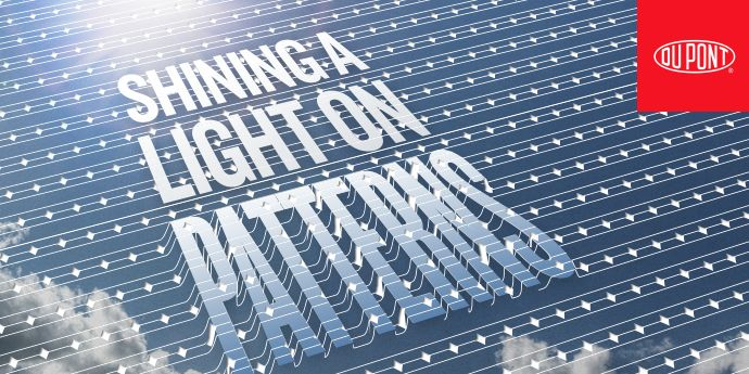 Surface Patterns Boost Solar Panel Efficiency