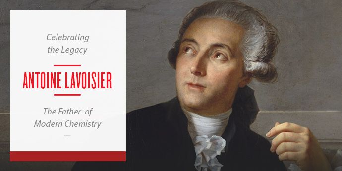 Happy Birthday Antoine Lavoisier