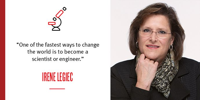Irene Legiec & Safety Management