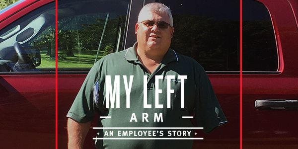 My Left Arm: An Employee's Story