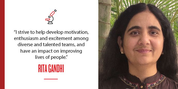 Rita Gandhi: Creating Motivation for Science