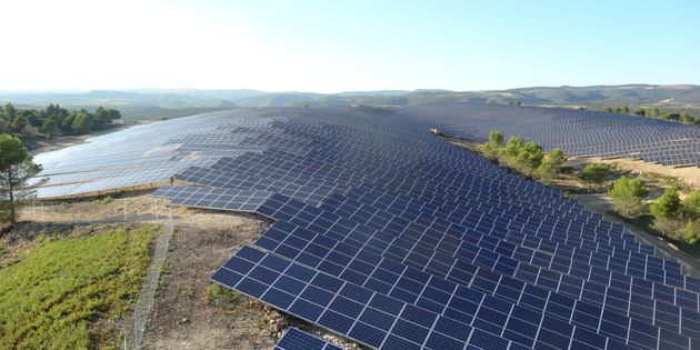 Advanced Materials Help Turn Rocky Road into Smooth Path Forward at Solar Park in France