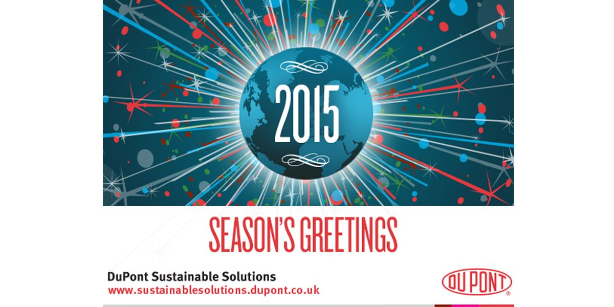Season's greetings from DuPont Sustainable Solutions