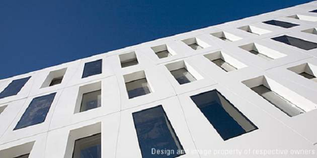 Seeko'o Hotel 酒店建筑外观设计