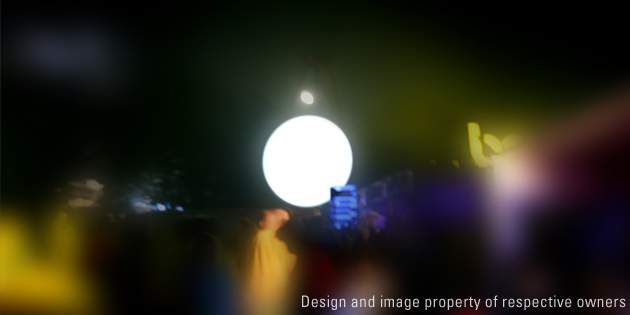 Sphere Light Sculpture