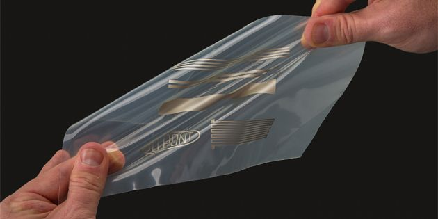 Stretchable electronic inks developed by DuPont offer a durable printed circuit solution for comfortable smart clothing and other textile applications