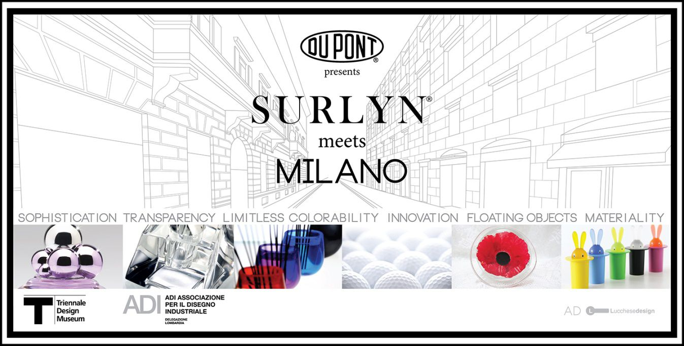 Surlyn® Meets Milano - December 1-6, 2015
