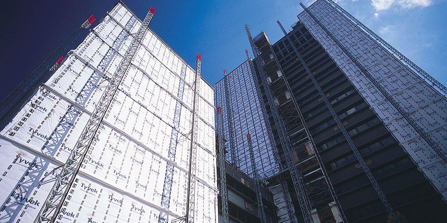杜邦™ Tyvek® 特衛強® 品牌材料 - 旨在提供建筑保護、提高能源效率的防風防水透汽膜解決方案