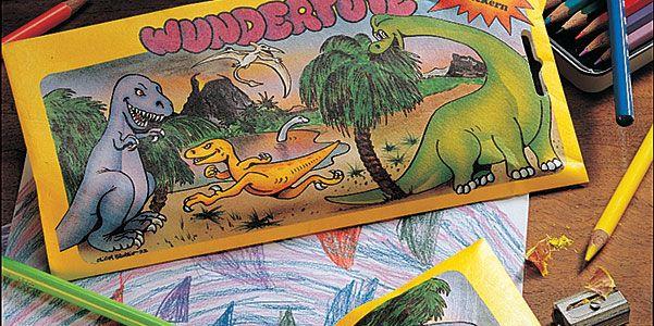 杜邦™ Tyvek® 特卫强® 印刷材料用于童书和儿童绘画用品