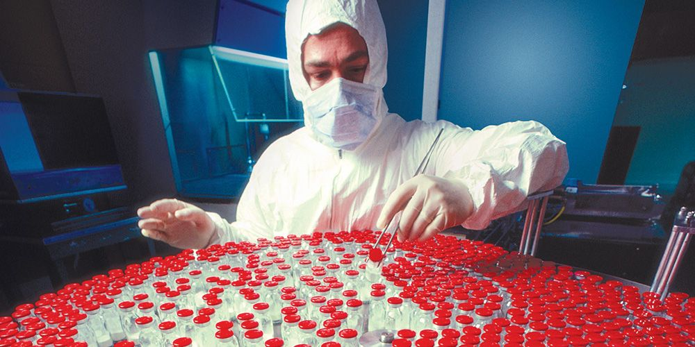 DuPont Protective Clothing for Pharmaceutical Industry