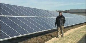 Solar Power Advances Farming Practices at Harborview Farms