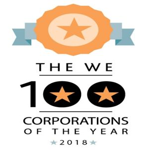 CORPORATION OF THE YEAR1