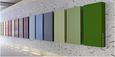 Saturated Muted Bold Understated With The Colors Of Corian