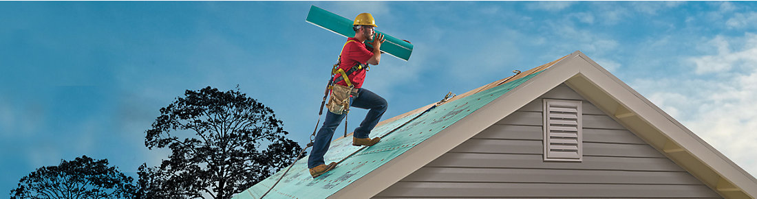 Roofing Underlayments | DuPont™ Tyvek® Protec™ | DuPont USA