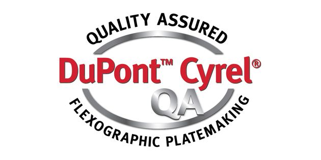 Cyrel® Quality Assured Platemakers are an elite group of digital Cyrel® users in North America who meet DuPont high standards for consistency and quality.