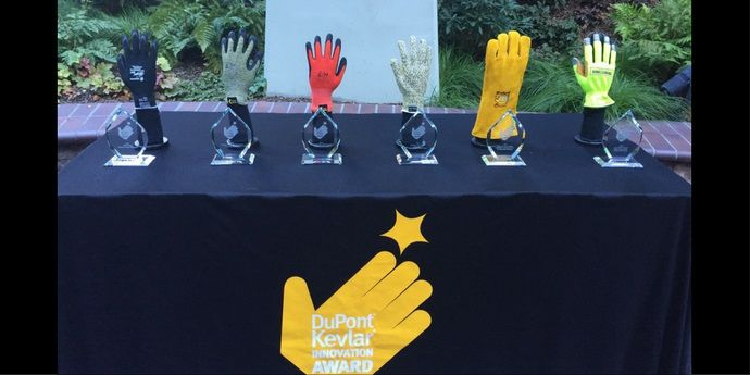 2016 DuPont™ Kevlar® Glove Innovation Award Winners