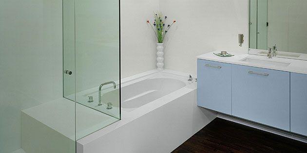 designing a bathroom | corian® and zodiaq® | dupont canada | english