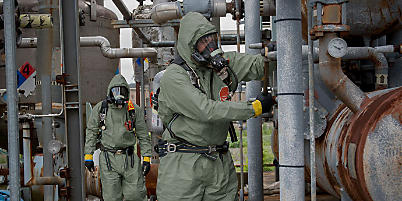 Chemical Protection for Military | Tyvek ®, & Tychem