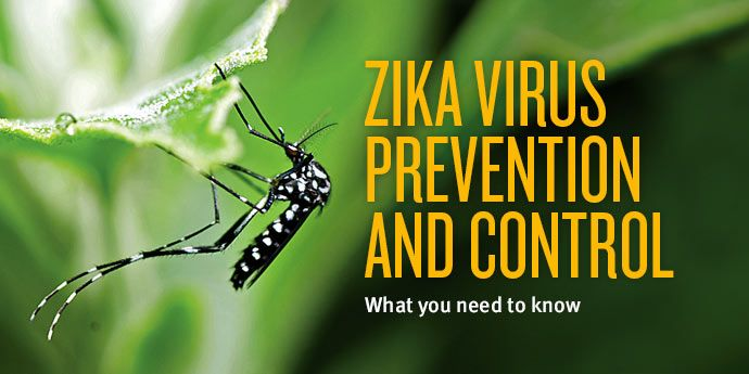 Zike Virus Prevention & Control