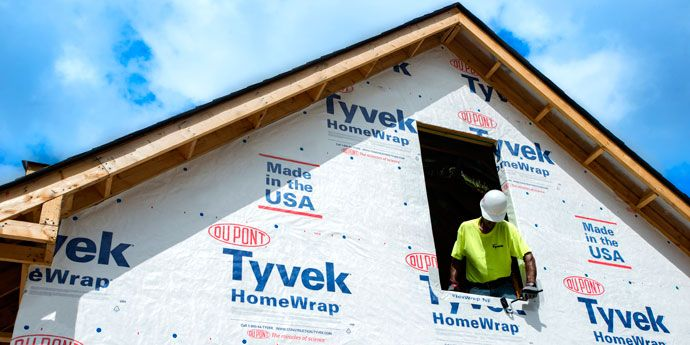 How To Put Up Tyvek Droughtrelief Org