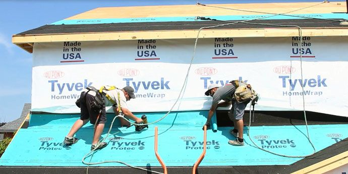 Roofing Underlayments Dupont Tyvek 174 Protec Dupont Usa