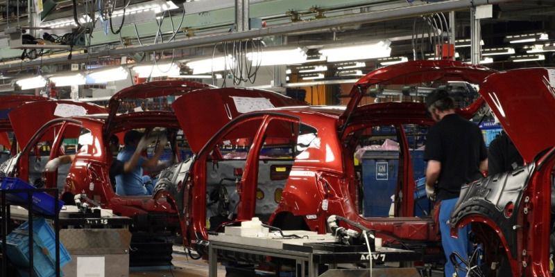 NISSAN manufacturing UK Limited Case study