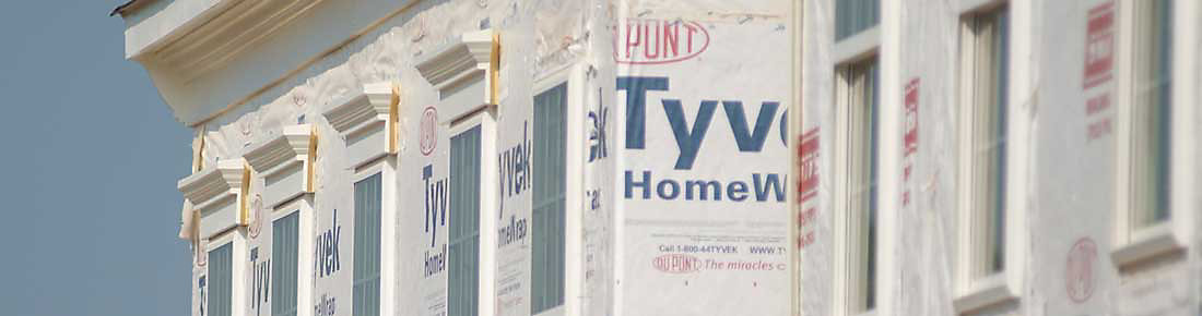 House Wrap | DuPont ™ Tyvek ® HomeWrap ® | DuPont USA