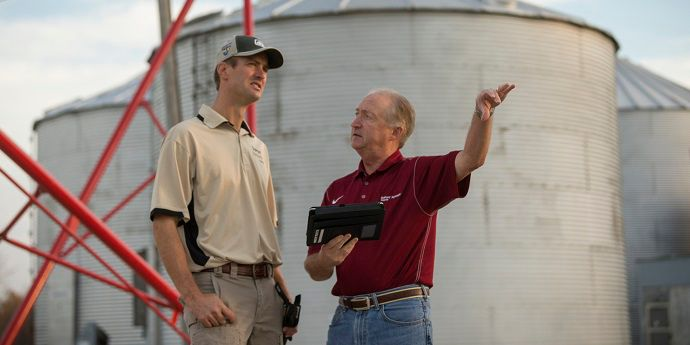 The Early Pay Multiplier program helps growers plan for success.