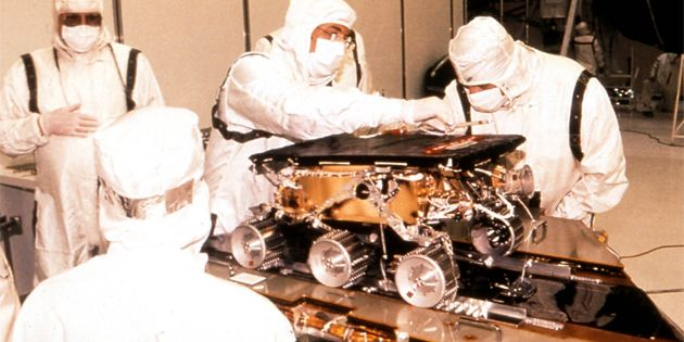 Rigid flex circuits have a long history of reliably interconnecting instrumentation in space and avionics applications.
