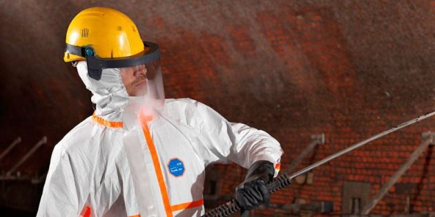 Tyvek® 800 J is a new, limited-use Type 3 chemical protective garment